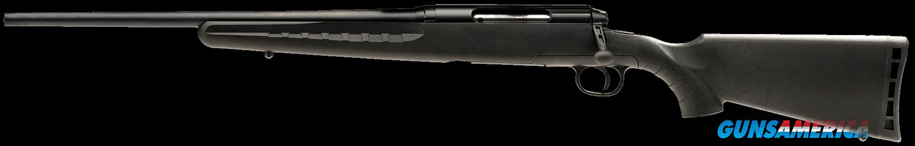 "Savage 19644 Axis LH Bolt 243 Winchester 22"" 4+1 Synthetic Black Stk Blued  Guns > Rifles > Savage Rifles > Standard Bolt Action > Sporting"