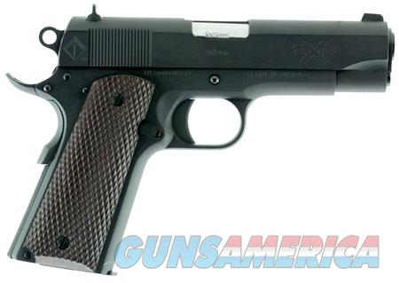 "ATI GFX9GI FX9 1911  9mm Luger Single 4.25"" 9+1 Mahogany Grip Black Slide  Guns > Rifles > ATI"