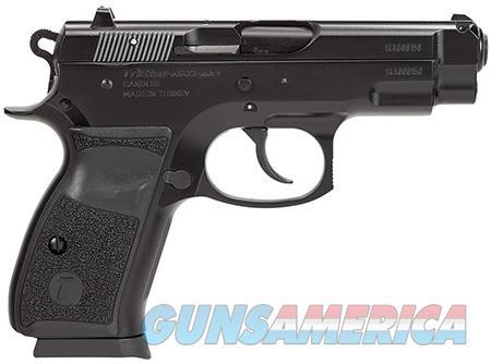"TriStar 85009 C-100 Aluminum Single/Double 9mm Luger 3.9"" 15+1 Black Polymer Grip Black Cerakote  Guns > Pistols > Tristar"