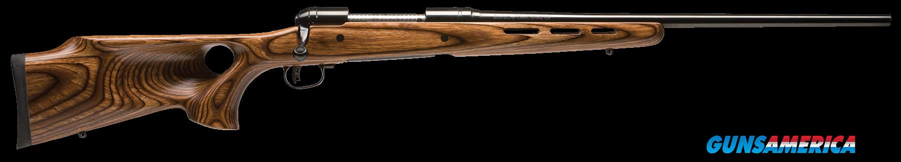 "Savage 18508 11/111 BTH Bolt 223 Rem 22"" 4+1 Laminate Thumbhole Brown Stk Blued  Guns > Rifles > S Misc Rifles"