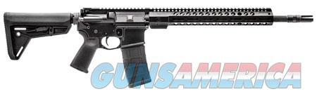 """FN 36312-01 FN 15 Tactical II Semi-Automatic 223 Rem/5.56 NATO 16"""" 30+1 Black Adjustable Magpul MOE  Guns > Rifles > F Misc Rifles"""