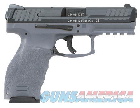 "HK 700009GYA5 VP9 *MA Compliant 9mm Luger Double 4.09"" 10+1 Gray Interchangeable Backstrap Grip  Guns > Pistols > H Misc Pistols"