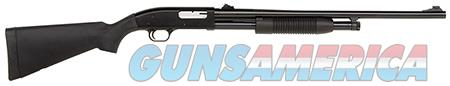 "Maverick Arms 31017 88 Slug Pump 12 Gauge 24"" 5+1 3"" Black Fixed Synthetic Stock Blued Steel  Guns > Shotguns > Maverick Shotguns"