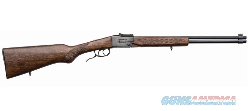 Chiappa Firearms DOUBLE BADGER 20GA/22LR 19 500.190 FOLDABLE  Guns > Rifles > C Misc Rifles