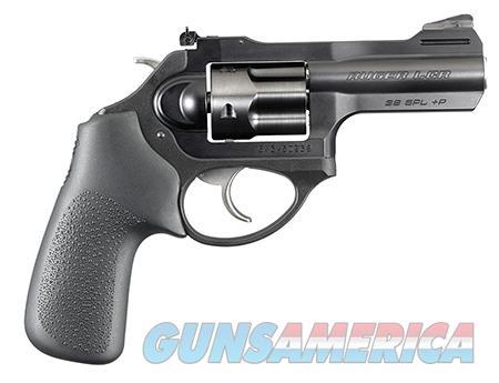 "Ruger 5431 LCRx LCRx 38 Spl + P 3"" 5 Round Black Hogue Tamer Monogrip Grip Black Matte  Guns > Pistols > Ruger Double Action Revolver > LCR"