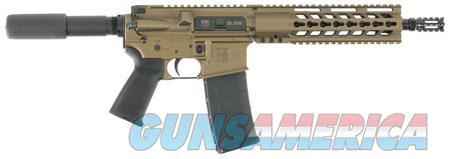 "Diamondback DB15PBB10 DB15 AR Pistol  223 Rem,5.56 NATO 10.50"" 30+1 Burnt Bronze Black Polymer  Guns > Rifles > D Misc Rifles"