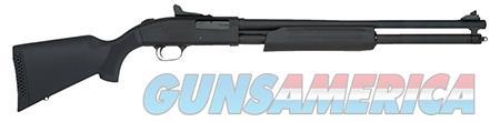 "Mossberg 54300 500 Tactical Blued Pump 20 Gauge 20"" 3"" 7+1 Black Fixed Synthetic Stock  Guns > Shotguns > Mossberg Shotguns > Pump"