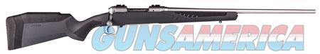 "Savage 57077 10/110 Storm Bolt 6.5 Creedmoor 22"" 4+1 Gray Fixed AccuFit Synthetic Stock Stainless  Guns > Rifles > Savage Rifles > 10/110"