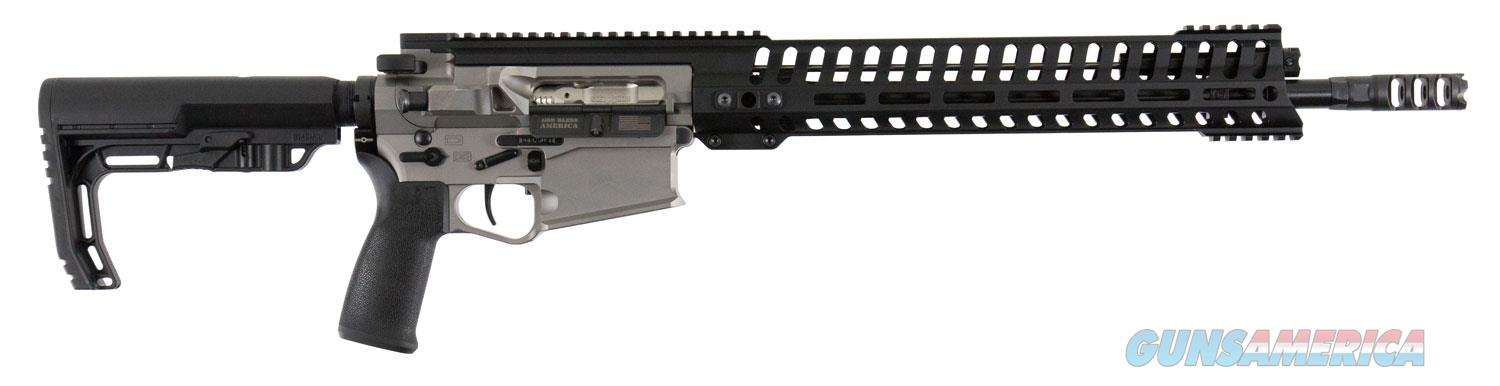 "Patriot Ordnance Factory 01304 Revolution Gen4308 Win,7.62 NATO 16.50"" 20+1 Nickel Receiver/Black  Guns > Rifles > Patriot Ordnance Factory - POF USA > Complete Rifles"
