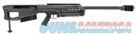 """Barrett 13312 M95  50 BMG 29"""" 5+1 Black Parkerized Fixed Metal Black Stock  Guns > Rifles > Barrett Rifles"""