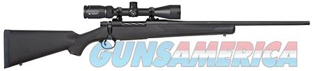 """Mossberg 27932 Patriot Vortex Scope Combo Bolt 243 Winchester 22"""" 5+1 Black Fixed Synthetic Stock  Guns > Rifles > Mossberg Rifles > Other Bolt Action"""