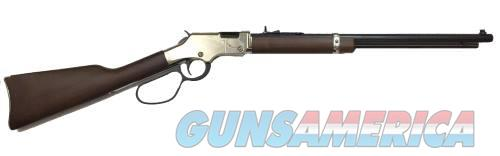 Henry Repeating Arms SILVER BOY LEVER 22LR LRG LOOP BL/WD | LARGE LOOP LEVER  Guns > Rifles > H Misc Rifles
