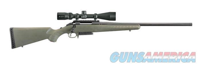 Ruger AMER PREDATOR 308WIN SCOPE 3RD 26954 MOSS GREEN VORTEX SCOPE  Guns > Rifles > R Misc Rifles