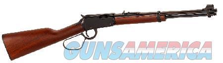 "Henry H001L Classic Carbine  Lever 22 Short/Long/Long Rifle 16.125"" 12 LR/16 Short American Walnut  Guns > Rifles > Henry Rifles - Replica"