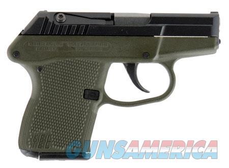 "Kel-Tec P32BGRN P-32 DAO 32 ACP 2.5"" 7+1 Green Polymer Grip Blued Finish  Guns > Pistols > Kel-Tec Pistols"