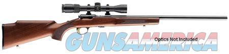 """Browning 025176202 T-Bolt Target/Varmint  22 LR 10 22"""" Fixed Checkered w/Monte Carlo Comb Stock  Guns > Rifles > Browning Rifles > Bolt Action > Hunting > Blue"""