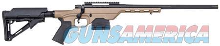"Mossberg 28017 MVP LC Bolt 308 Win/7.62 NATO 18.50"" 10+1 Black Adjustable Magpul CTR w/Tan Aluminum  Guns > Rifles > MN Misc Rifles"