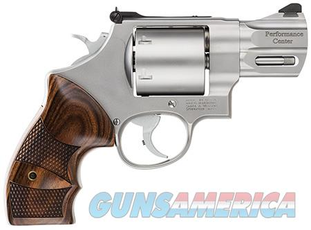 """Smith & Wesson 170135 629 Performance Center Single/Double 44 Remington Magnum 2.625"""" 6 rd Wood Grip  Guns > Pistols > Smith & Wesson Revolvers > Model 629"""
