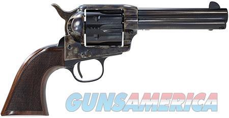 "Taylors 4107DE Smoke Wagon Deluxe 357 Mag 4.75"" 6rd Walnut Grip CH Frame Blued  Guns > Pistols > Taylors & Co. Pistols > Ctg."