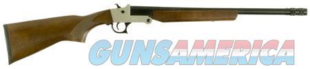 "Hatfield USH20SYW SGL Break Open 20 Gauge 20"" 1 3"" Wood Stock Silver Youth  Guns > Shotguns > H Misc Shotguns"
