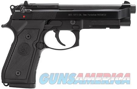 """Beretta JS92M9A1M 92FS M9A1 9mm LTD 15+1 4.9"""" Black Synthetic Grip Blk  Guns > Pistols > Beretta Pistols > Model 92 Series"""