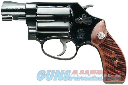 """Smith & Wesson 150184 36 Classic Single/Double 38 Special 1.875"""" 5 rd Wood Grip Blued  Guns > Pistols > Smith & Wesson Revolvers > Pocket Pistols"""