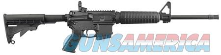 "Ruger 8511 AR-556 *CO/MD Compliant 223 Rem/5.56 NATO 16.10"" 10+1 6 Position Stock Black Hardcoat  Guns > Rifles > R Misc Rifles"