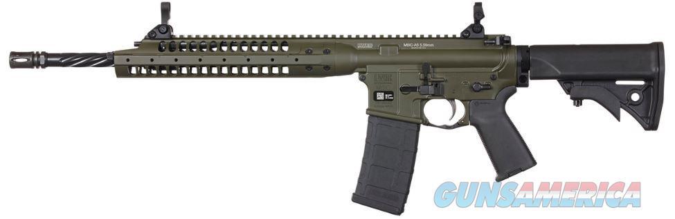 LWRC IC-A5 5.56MM ODG 16.1 30+1 SHORT STROKE PISTON  Guns > Rifles > LWRC Rifles