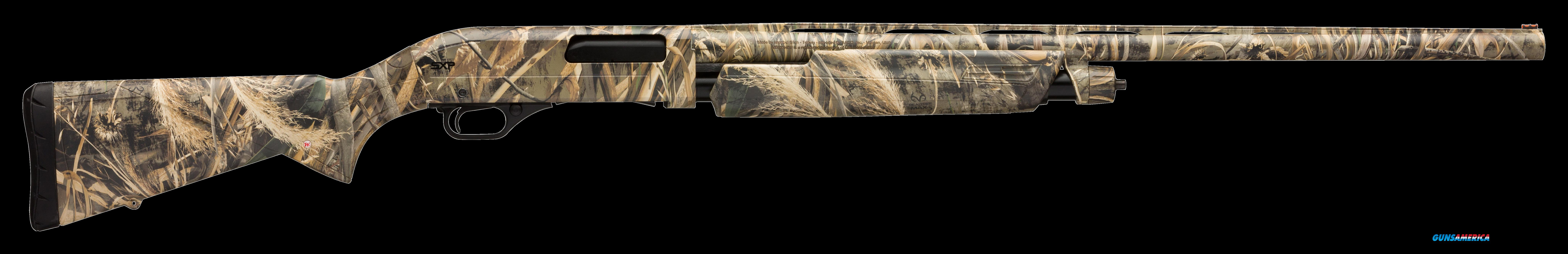 "Winchester Guns 512290291 SXP Waterfowl Pump 12 Gauge 26"" 3.5"" Realtree Max-5 Synthetic Stk Aluminum  Guns > Shotguns > W Misc Shotguns"