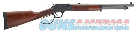 "Henry H012CR Big Boy Carbine  Lever 45 Colt (LC) 16.5"" 7+1 American Walnut Stk Blued  Guns > Rifles > Henry Rifles - Replica"