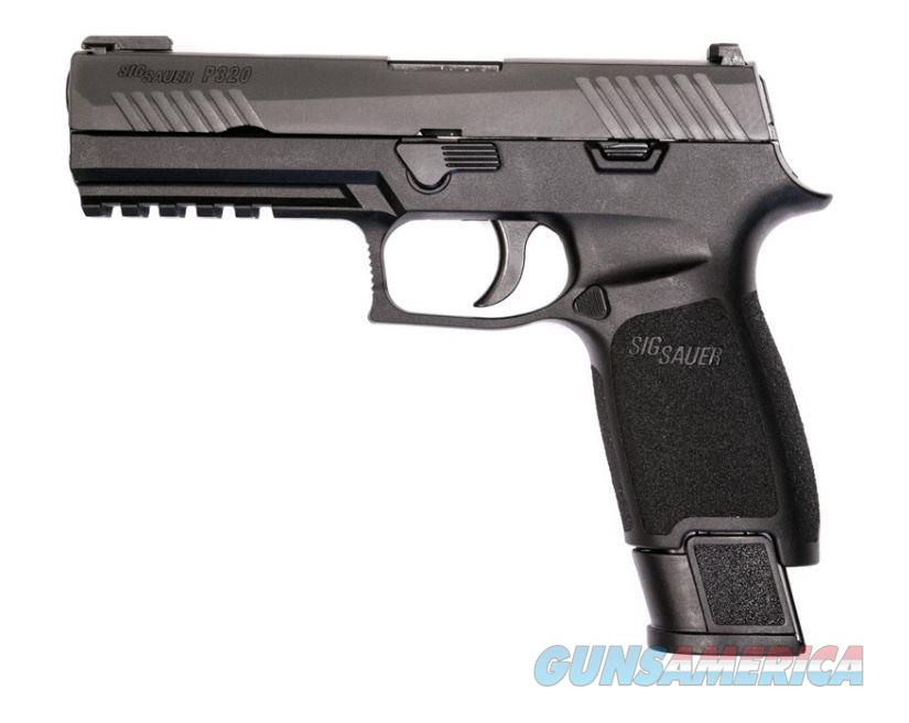 SIG SAUER P320 FULL TACOPS 9MM NIT 21+1 320F-9-BSS-TACOPS  Guns > Pistols > Sig - Sauer/Sigarms Pistols > P320