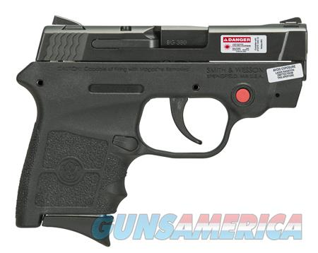 "Smith & Wesson 10265 M&P Bodyguard 380 Crimson Trace 380 Automatic Colt Pistol (ACP) Double 2.75""  Guns > Pistols > Smith & Wesson Pistols - Autos > Polymer Frame"