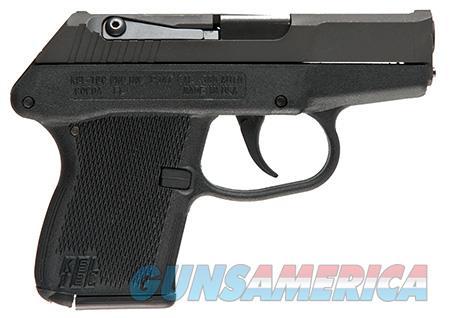 "Kel-Tec P3ATPKBLK P-3AT 380 ACP Double 380 Automatic Colt Pistol (ACP) 2.7"" 6+1 Black Polymer Grip  Guns > Pistols > Kel-Tec Pistols > Pocket Pistol Type"