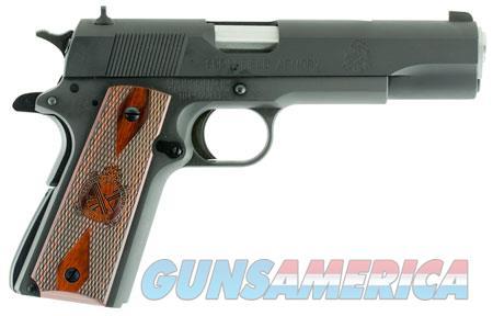 "Springfield Armory PB9108LCA 1911 *California Compliant* 45 ACP Single 5"" 7+1 Cocobolo Grip Black  Guns > Pistols > S Misc Pistols"