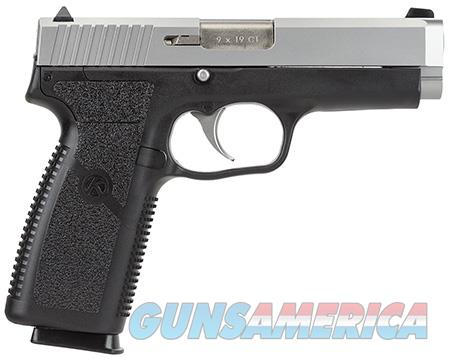 "Kahr Arms CT9093 CT9 Standard Double 9mm Luger 4"" 8+1 Black Polymer Grip/Frame Stainless Steel  Guns > Pistols > Kahr Pistols"