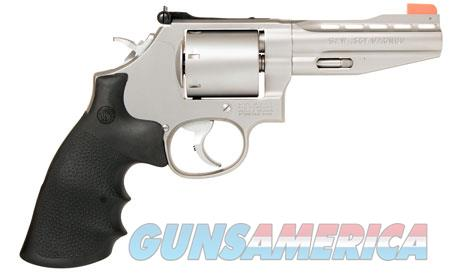 """Smith & Wesson 11759 686 Performance Center Single/Double 357 Magnum 4"""" 6 rd Black Synthetic Grip  Guns > Pistols > Smith & Wesson Revolvers > Full Frame Revolver"""