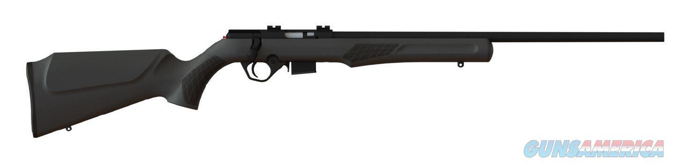 "Rossi RB22W2111 RB22 Bolt 22 Winchester Magnum Rimfire (WMR) 21"" 5+1 Synthetic Black Stk Blued  Guns > Rifles > R Misc Rifles"