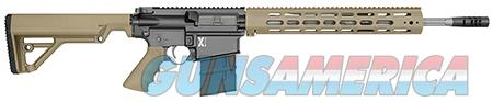 "Rock River Arms X308A1751T LAR-8 X-Series Semi-Automatic 308 Win/7.62 NATO 18"" 20+1 Tan Adjustable  Guns > Rifles > R Misc Rifles"