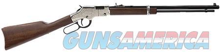 "Henry H004SE Silver Eagle   Lever 22 Short/Long/Long Rifle 20"" 16 LR/21 Short American Walnut Stk  Guns > Rifles > Henry Rifles - Replica"