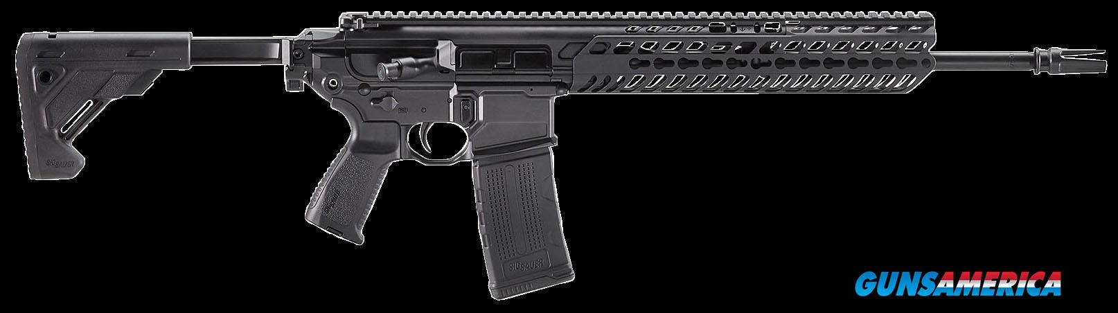 "Sig Sauer RMCX300B16BT MCX Patrol Semi-Automatic 300 AAC Blackout/Whisper (7.62x35mm) 16"" 30+1  Guns > Rifles > S Misc Rifles"