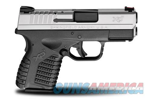 Springfield Armory XD-S 45ACP BI-TONE 3.3 6+1 XD-S ESSENTIALS PACKAGE  Guns > Pistols > S Misc Pistols