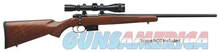 "CZ 03065 CZ 527 American 17 Hornet 5+1 21.80"" Blued Turkish Walnut Fixed American Style Stock Right  Guns > Rifles > CZ Rifles"