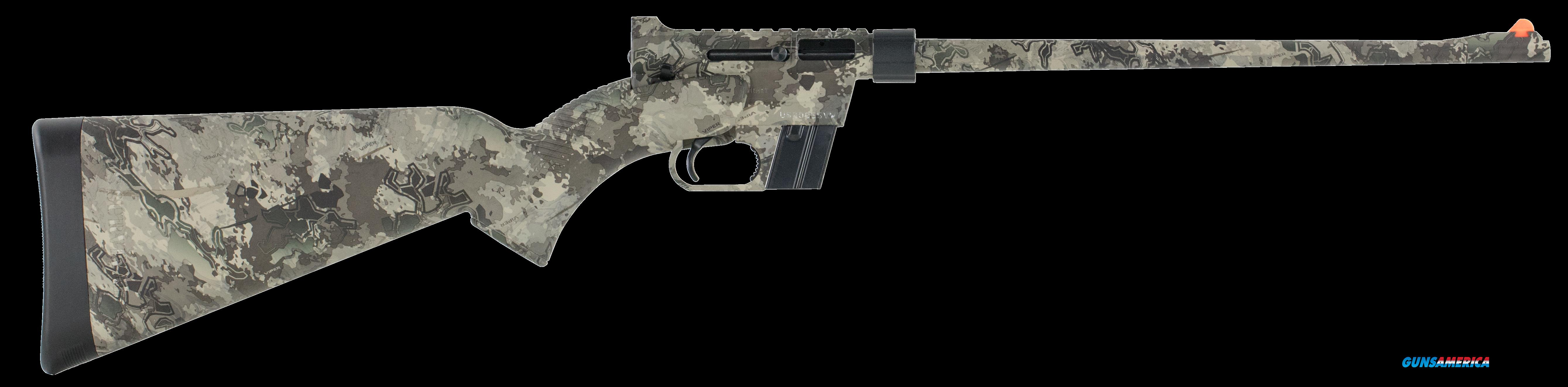 "Henry H002VWP U.S. Survival AR-7 Semi-Automatic 22 Short/Long/Long Rifle 16.5"" 8+1 Synthetic  Guns > Rifles > H Misc Rifles"