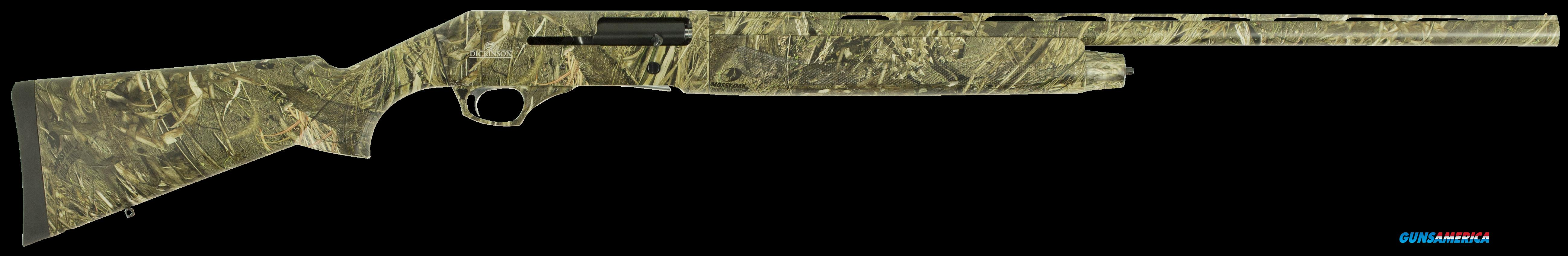 "Dickinson 212C28DB 212 Semi-Automatic 12 Gauge 28"" 3"" Camo Stk Camo  Guns > Shotguns > D Misc Shotguns"