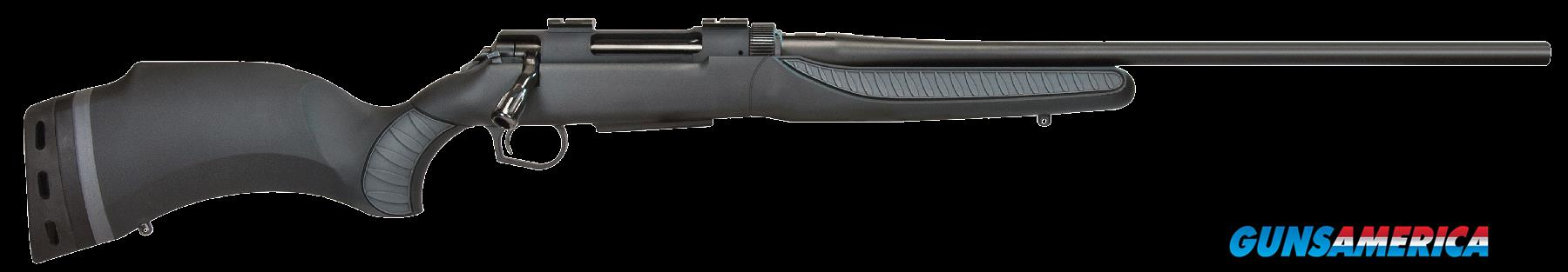 "T/C Arms 10278400 Dimension Right Hand Bolt 22-250 Remington 22"" 3+1 Synthetic Black Stk Black  Guns > Rifles > TU Misc Rifles"