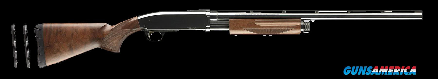 "Browning 012270605 BPS Micro Midas Pump 20 Gauge 26"" 3"" Black Walnut Stk Blued Rcvr  Guns > Shotguns > Browning Shotguns > Pump Action"