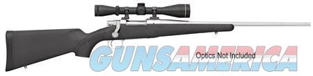 "Remington Firearms 85915 Seven Compact Bolt 243 Winchester 18"" 4+1 Black Fixed Synthetic Stock Blued  Guns > Rifles > Remington Rifles - Modern > Bolt Action Non-Model 700 > Sporting"