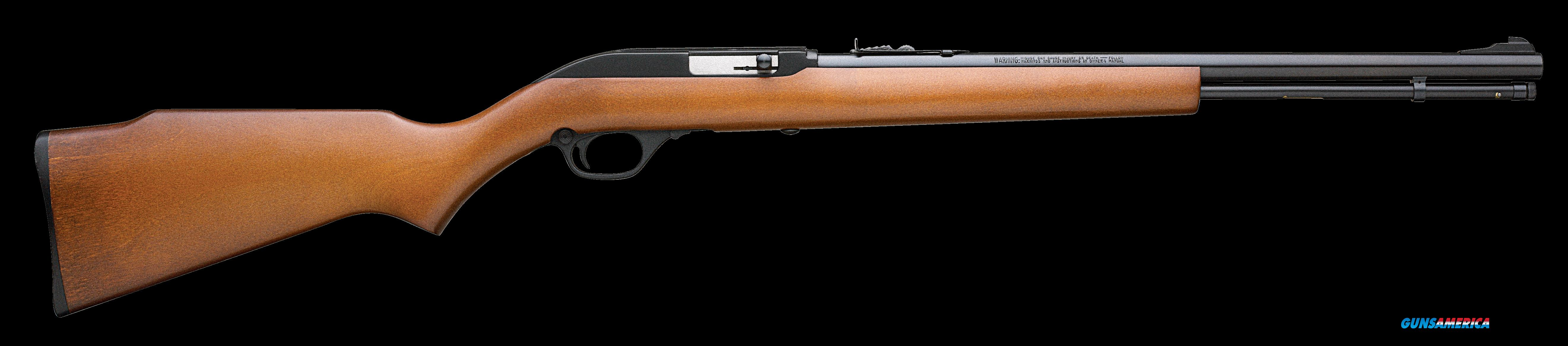 "Marlin 70620 60 Semi-Automatic 22 Long Rifle 19"" 14+1 Laminate Walnut Stk Blued  Guns > Rifles > MN Misc Rifles"