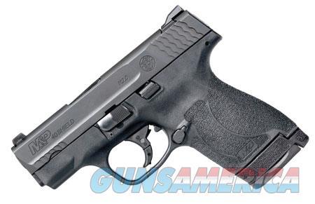 "Smith & Wesson 11816 M&P 40 Shield M2.0 40 S&W Double 3.1"" 6+1/7+1 Black Polymer Grip/Frame Black  Guns > Pistols > Smith & Wesson Pistols - Autos > Shield"