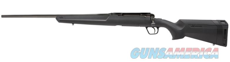 """Savage 57252 Axis  LH Bolt 308 Winchester 22"""" 4+1 Synthetic Black Stk Blued  Guns > Rifles > S Misc Rifles"""